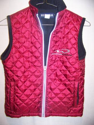 Westbeach Whistler Insulated Ski Vest, WM Small