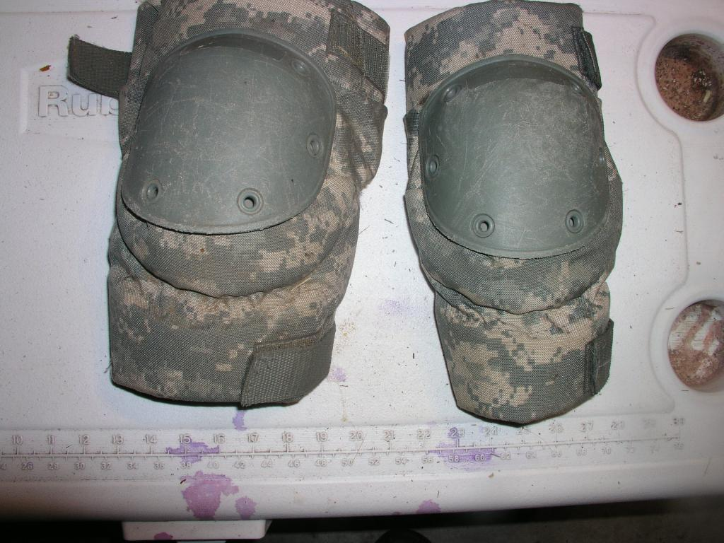 US MILITARY KNEE PADS