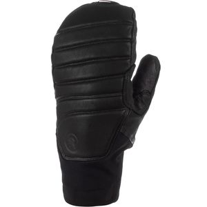 Gore-Tex Snow Mitten Black, 10 - Excellent