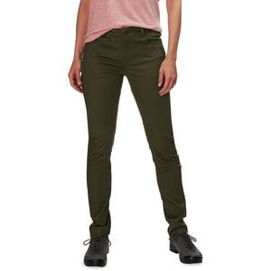 High Coast Stretch Trousers - Women's Laurel Green, US 28.5/EU 38 - Good