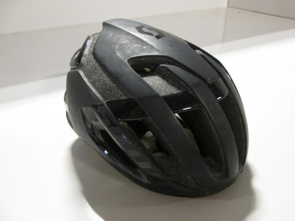 Centric Plus Helmet Black,M - Fair