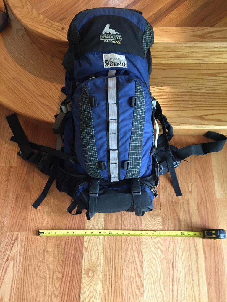 Expedition Pack for Women (XS)