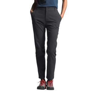 North Dome Cotton Mid-Rise Pant - Women's Asphalt Grey, 8 - Excellent