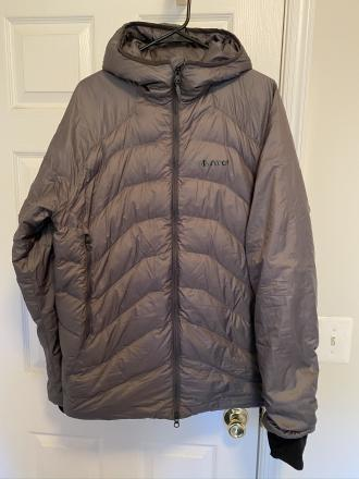 Men's Marmot Isotherm Insulated Hoody XL POLARTEC Alpha