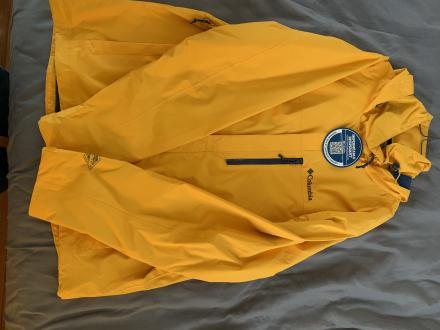Columbia Pouration jacket Stinger