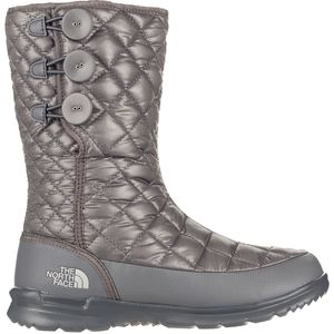 Thermoball Button-Up Boot - Women's Zinc Grey/Spackle Grey, 9.0 - Excellent