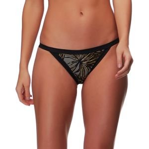 Quick Dry Koko Surf Bikini Bottom - Women's Dark Stucco, S - Excellent