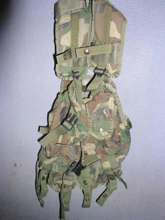 Vest Tactical Load Bearing(BUG OUT BAG)