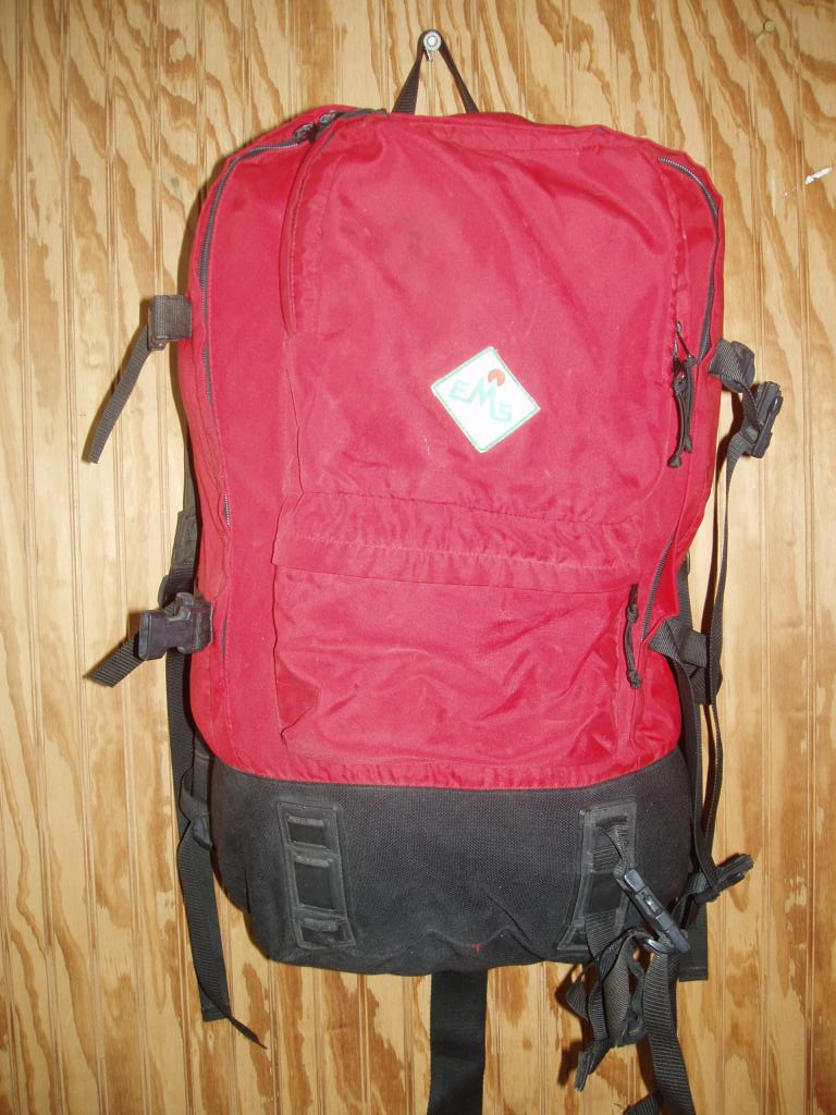 Eastern Mountain Sports 4000 Cube Internal Frame pack