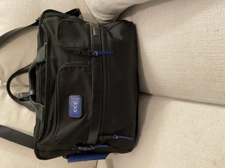 Tumi-Expandable Organizer Laptop Brief