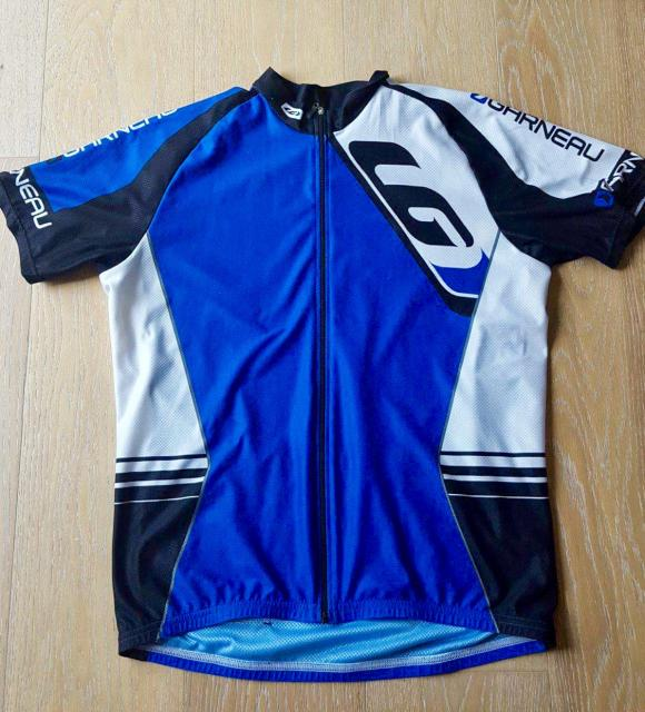 Louis Garneau Men's Cycling Jersey - L