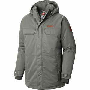 Rugged Path Parka - Men's City Grey, S - Good