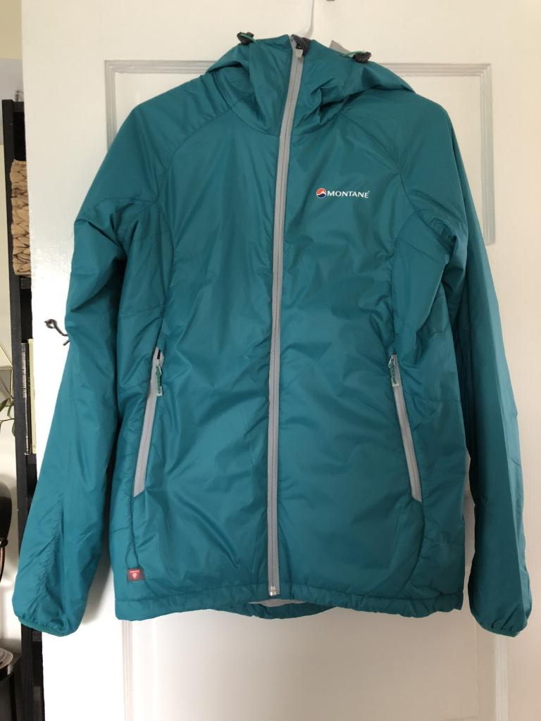 Montane Prism jacket, Women's Large, NEW WITH TAGS