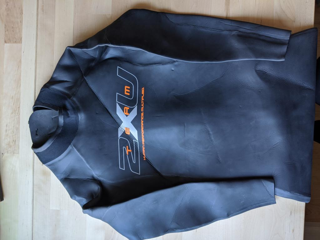 2XU T:0 Team Full Triathlon Wetsuit Mens (M)