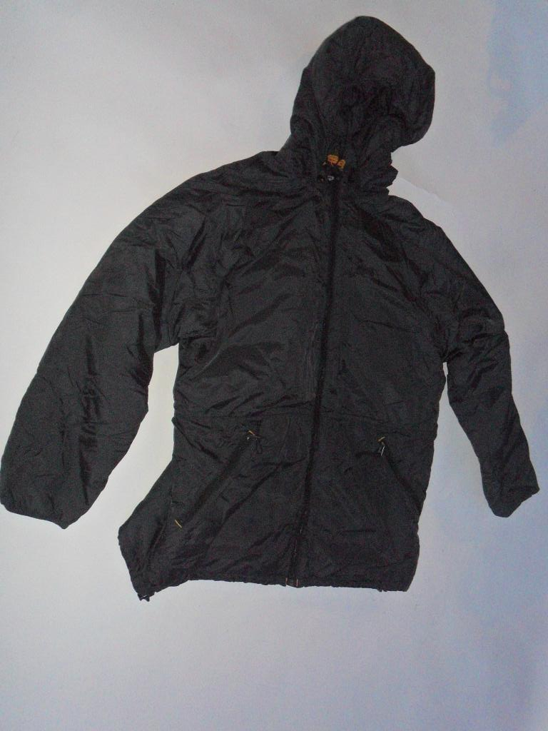 GOLITE Women's Size LARGE winter parka black packable jacket