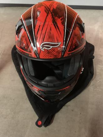Motercycle helmet