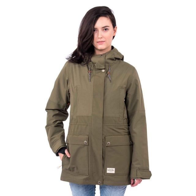 HOLDEN SHELTER WOMEN'S JACKET XS