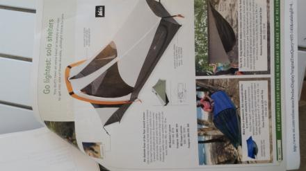 3-Season Tents Product Information & REI - REI Roadster 1 Person Tent and Footprint::REI :: Roadster 1 ...