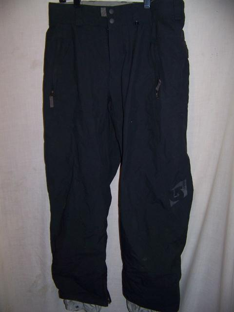 Burton Shell Snowboard Ski Pants, Men's Small