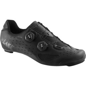 CX238 Wide Cycling Shoe - Men's Black/Black, 42.0 - Good