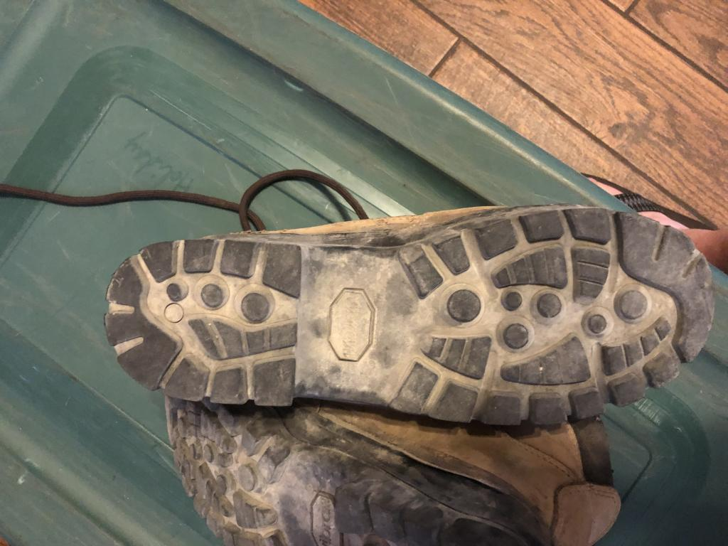 Used Vasque Hiking Boots