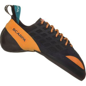 Instinct Climbing Shoe -XS Edge Black/Orange, 38.5 - Excellent