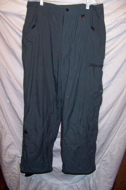 Airwalk Snowboard Ski Pants, Men's Medium