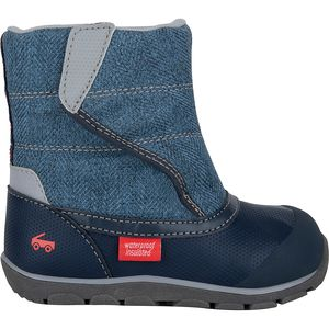 Baker Waterproof Insulated Boot - Toddler Boys' Blue, 10.0 - Excellent