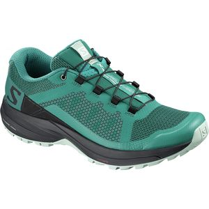 XA Elevate Trail Running Shoe - Women's Deep Lake/Black/Eggshell Blue, US 6.5/UK 5.0 - Good