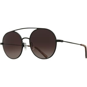 Scripps Sunglasses - Women's Black/Burlwood/Gradient Brown, One Size - Good