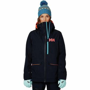 Aurora 2.0 Shell Jacket - Women's Navy, L - Fair