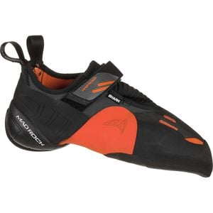 Shark Climbing Shoe Orange/Black, 9.0 - Excellent