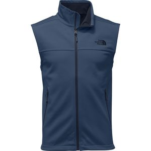 Apex Canyonwall Fleece Vest - Men's Shady Blue/Shady Blue, L - Excellent