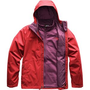 Arrowood Triclimate 3-in-1 Jacket - Men's Rage Red/Fig,XXL - Excellent