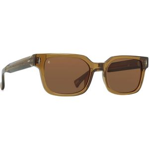 Friar Sunglasses Kelp/Groovy Brown, One Size - Excellent