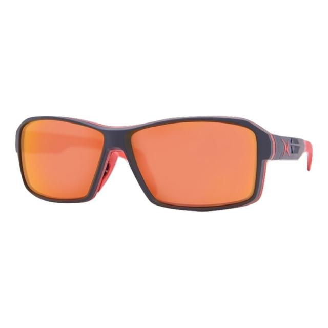 DCURVE Apex Black with Red Sunglasses