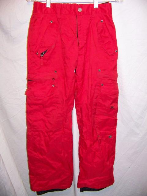 Body Glove Insulated Snowboard Ski Pants, Youth 14 Large