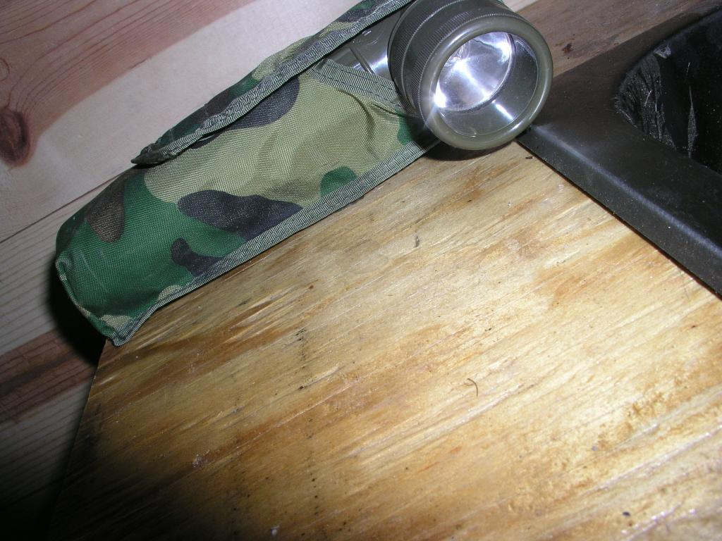 US Army Flashlight