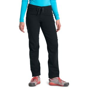 North Dome Pant - Women's Tnf Black, 4/Reg - Good