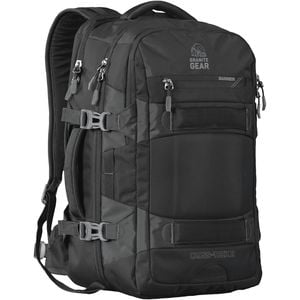 Cross-Trek 36L Travel Backpack Black/Flint, One Size - Fair