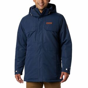 Rugged Path Parka - Men's Collegiate Navy, M - Fair