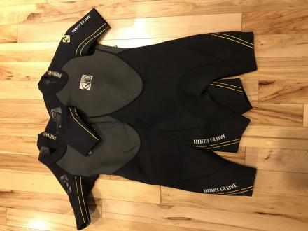Spring suit 2/1 wetsuits