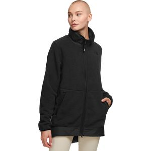 Dunraven Sherpa Parka - Women's Tnf Black,M - Excellent