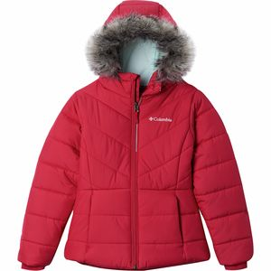 Katelyn Crest Insulated Jacket - Girls' Pomegranate, L - Fair