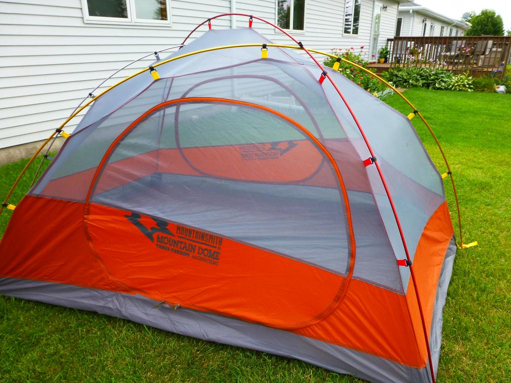 Photograph of : mountainsmith tent - memphite.com