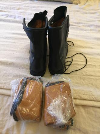 Goretex Leather Winter Boots