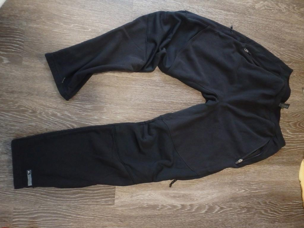 REI windpro fleece pants