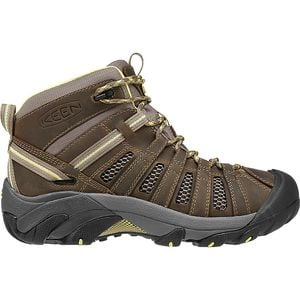 Voyageur Mid Hiking Boot - Women's Brindle/Custard, 7.5 - Excellent
