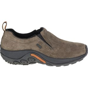 Jungle Moc Waterproof Shoe - Men's Gunsmoke, 10.0 - Good