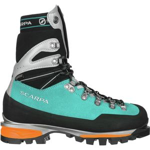 Mont Blanc Pro GTX Mountaineering Boot - Women's Turquoise, 39.0 - Fair